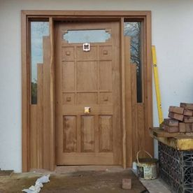 joiners horsham, front door